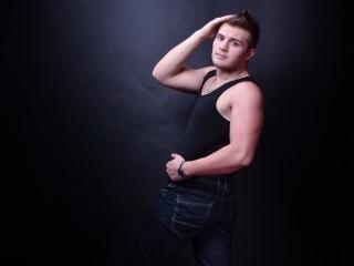 brunette young man alex