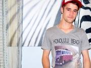 brunette young man hotlovelyron