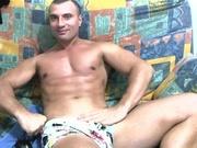 brunette david striptease