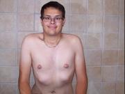 brunette radjahah striptease