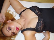 blonde eroticjoanna smoking