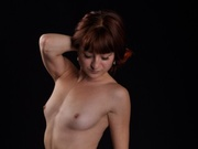 brunette selena
