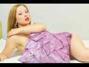 redhead anita striptease