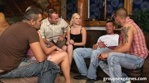 Tattooed dude and his friends rocking wi - XXX Dessert - Picture 1