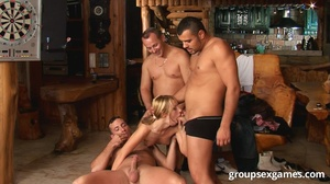 Tattooed dude and his friends rocking wi - XXX Dessert - Picture 13