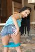 excellent cutie denim skirt