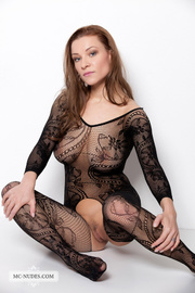 desirable belle black bodystocking
