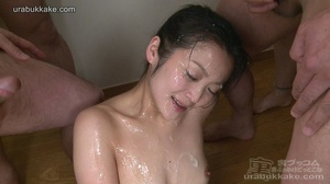 Saucy hoe gets sticky all over from a de - XXX Dessert - Picture 7