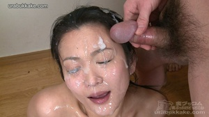 Saucy hoe gets sticky all over from a de - XXX Dessert - Picture 12
