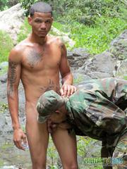 civilian dick for military