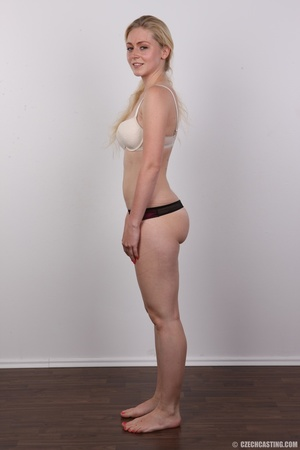 Ponytailed blonde cutie hopes to become  - XXX Dessert - Picture 8