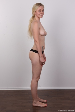 Ponytailed blonde cutie hopes to become  - XXX Dessert - Picture 10