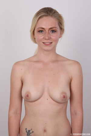Ponytailed blonde cutie hopes to become  - XXX Dessert - Picture 11