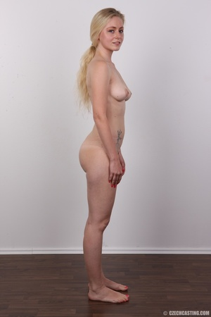 Ponytailed blonde cutie hopes to become  - XXX Dessert - Picture 15