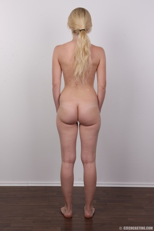 Ponytailed blonde cutie hopes to become  - XXX Dessert - Picture 16