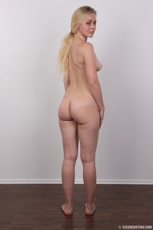 Ponytailed blonde cutie hopes to become  - XXX Dessert - Picture 17
