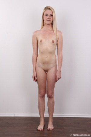 Small-titted blondie stands her chance a - XXX Dessert - Picture 14