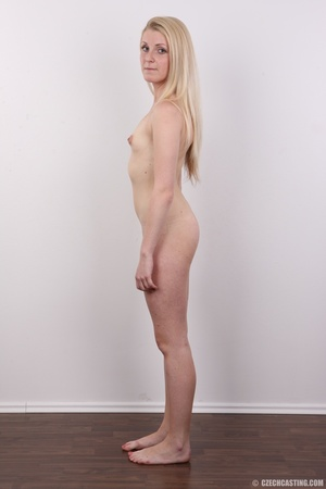 Small-titted blondie stands her chance a - XXX Dessert - Picture 15