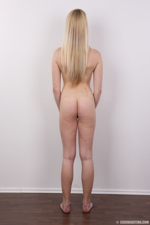 Small-titted blondie stands her chance a - XXX Dessert - Picture 16