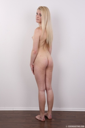 Small-titted blondie stands her chance a - XXX Dessert - Picture 17