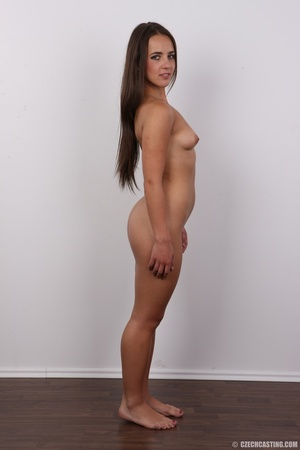 Tanned brunette chick with long hair loo - XXX Dessert - Picture 15