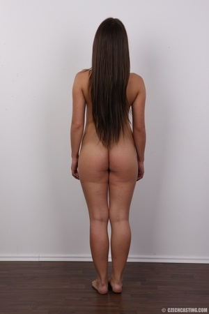 Tanned brunette chick with long hair loo - XXX Dessert - Picture 16