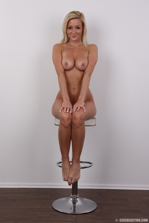 Wonderful blonde doll with big melons ge - XXX Dessert - Picture 19