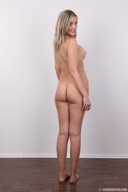 very hot tattooed blonde