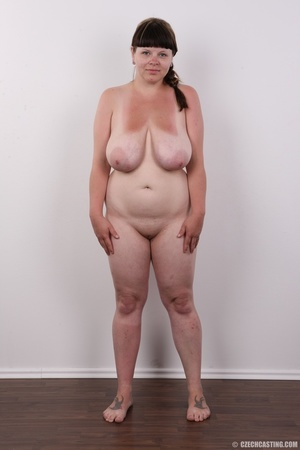 Plump brunette babe with a plait has rea - XXX Dessert - Picture 11
