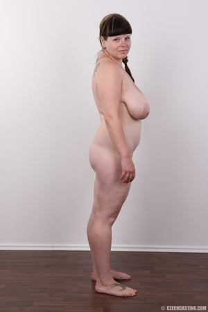 Plump brunette babe with a plait has rea - XXX Dessert - Picture 15