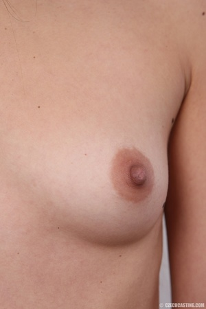 Slim brunette stunner with small tits at - XXX Dessert - Picture 13