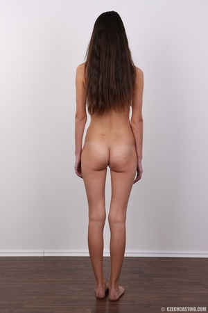 Slim brunette stunner with small tits at - XXX Dessert - Picture 17
