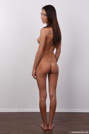 very hot swarthy brunette