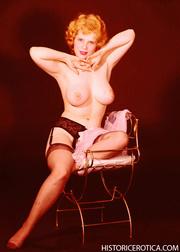seductive vintage vixens posing