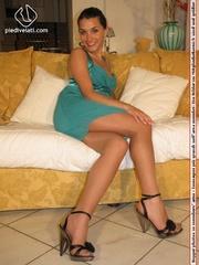 sexy girl sexy dress