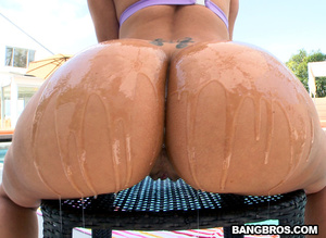 These big butts with firm cheeks are rea - XXX Dessert - Picture 8