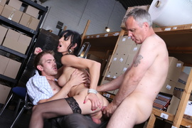 anal, hardcore, threesome, united kingdom
