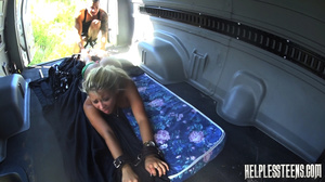 Busty ponytailed blonde teen hitchhike t - XXX Dessert - Picture 11