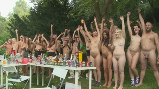 awesome shots naked drunk