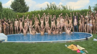 czech, group sex, orgy, party