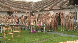 czech, fucking, group sex, party