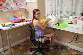 erotica, glasses, teen, toys