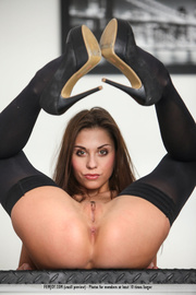 yummy chick black stockings