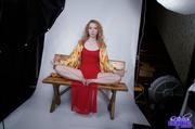 fantastic doe red dress