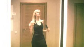heavenly darling black dress