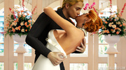 ginger bride pleasing two