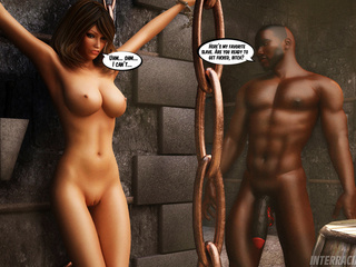 Black master with a monster cock handling his - Picture 1