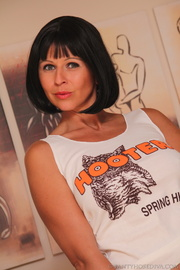 captivating and coy hooters