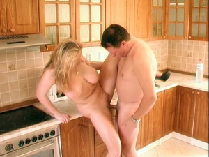Mouthwatering dame in a black skirt sque - XXX Dessert - Picture 8