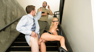 Awesome scenes of cool threesome fucking - XXX Dessert - Picture 5